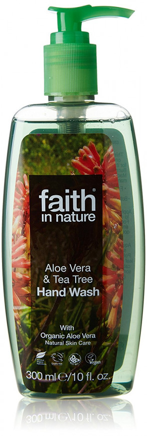 Faith in Nature Aloe Vera/Tea Tree Handwash