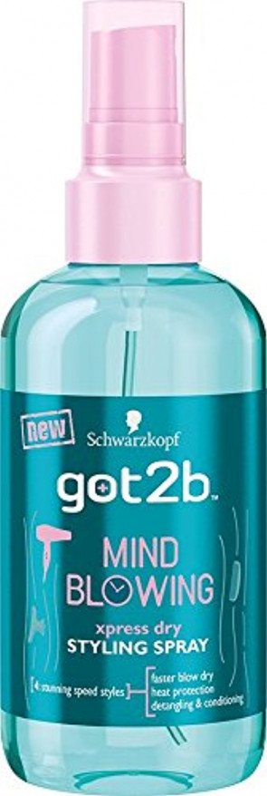 Schwarzkopf got2b Mind Blowing Xpress Dry Spray 200 ml