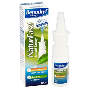 Benadryl Allergy Nature Ease Nasal Spray