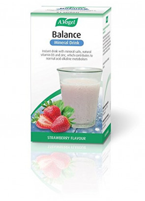 A.Vogel Balance Mineral Drink Strawberry Flavour 7 sachets