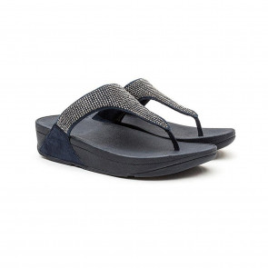 Fitflop Women's Slinky Rokkit Post Open-Toe Sandals, Blue (Supernavy), 5 UK 38 EU