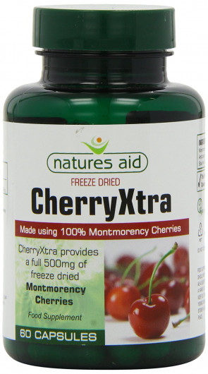 Natures Aid Health 500mg CherryXtra