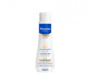 Mustela Cleansing Milk 200ml