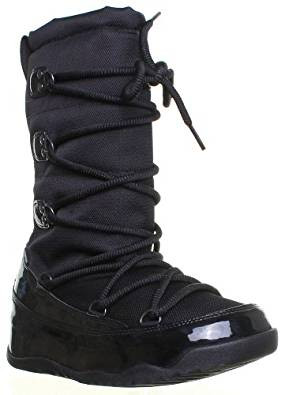 Fitflop Blizz Boot Womens Fabric Boots (4 UK, Black)