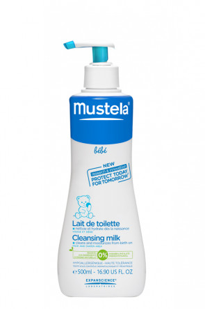 Mustela - Cleansing Milk - 500ml/16.7