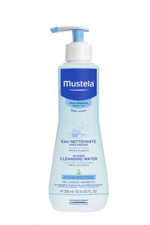 MUSTELA PHISIOBEBE No rinse cleansing water 300ml